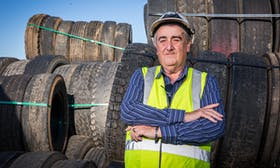 Australian recycler turns old tyres into oil, hydrogen