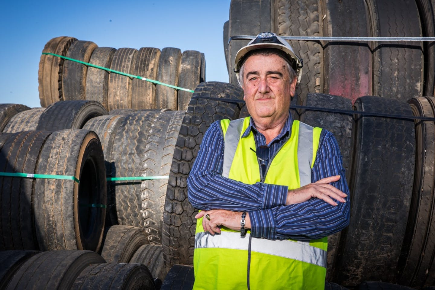 GDT Tyre Recycling