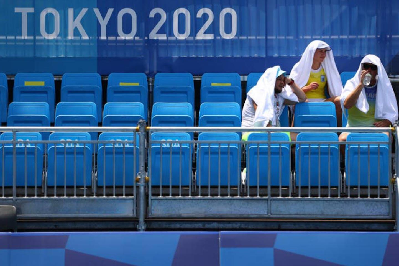 tokyo olympics heat