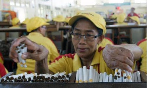 2 million women die from tobacco use every year. It's time the tobacco industry stopped exploiting women