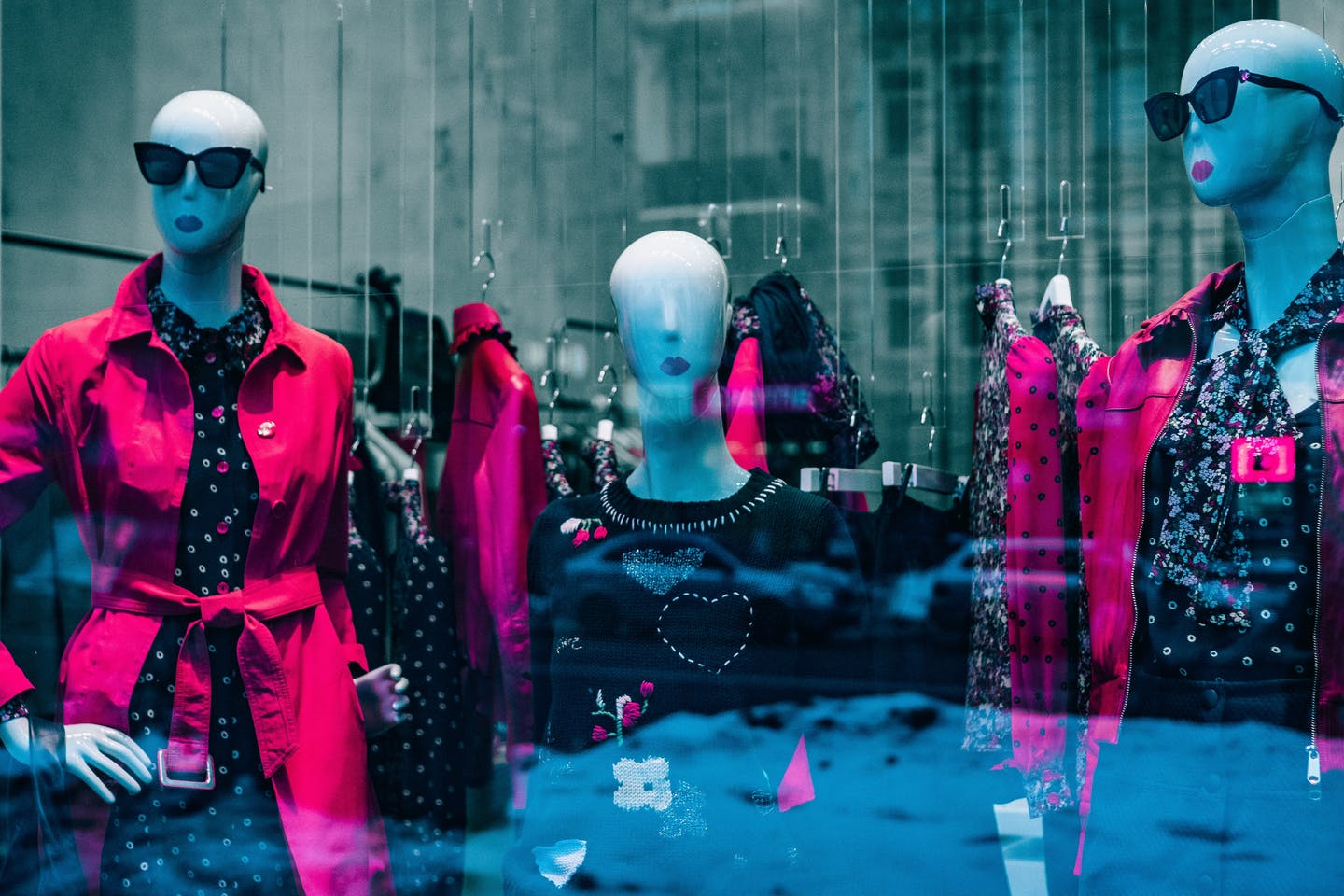 Unsplash fashion mannequins