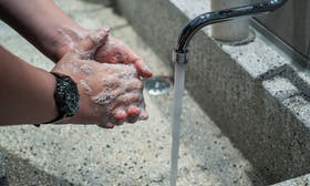 The neglected water and sanitation crisis