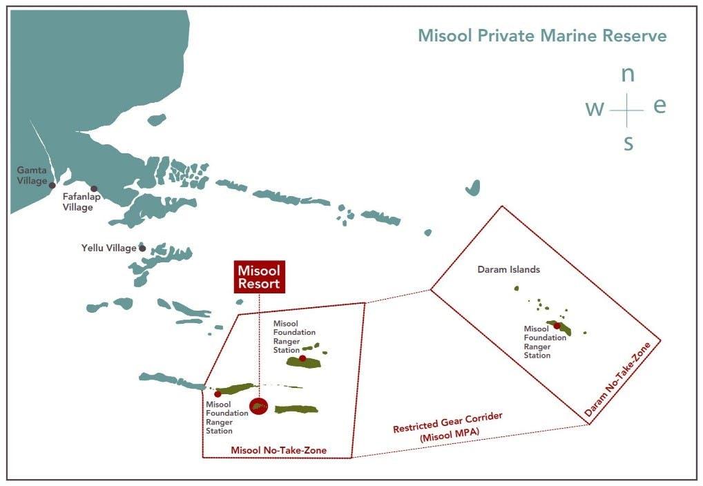 Misool Private Marine Reserve