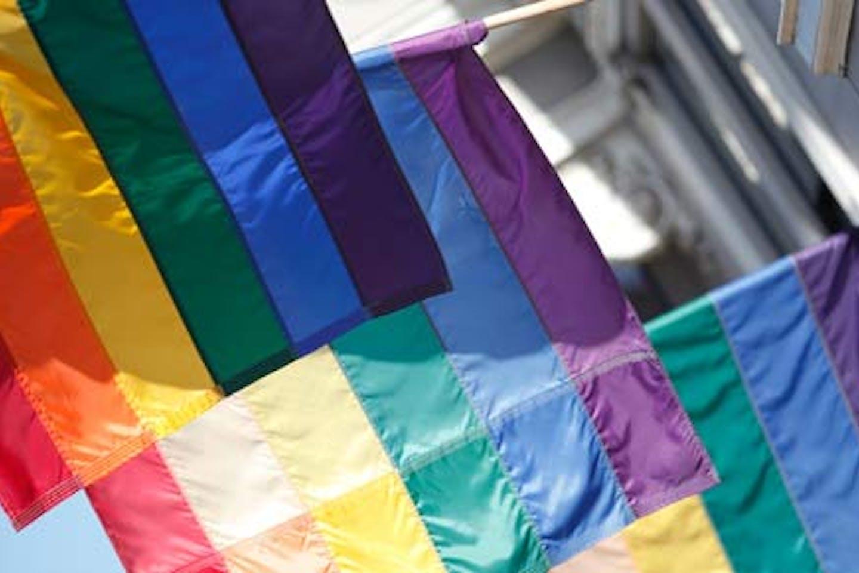 LGBTI flags