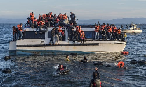 'Where is the justice?' ask climate 'refugees', sidelined from global deal