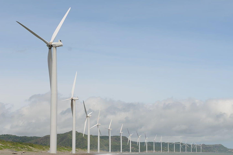 wind energy philippines