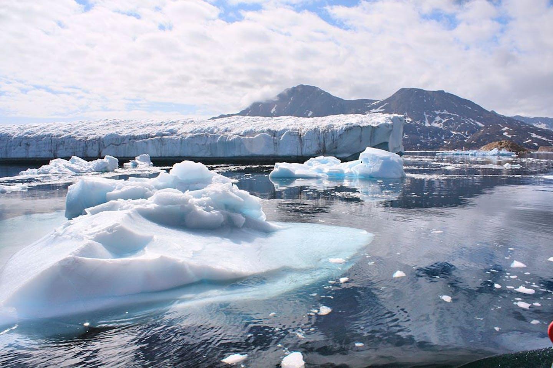 glaciers greenland