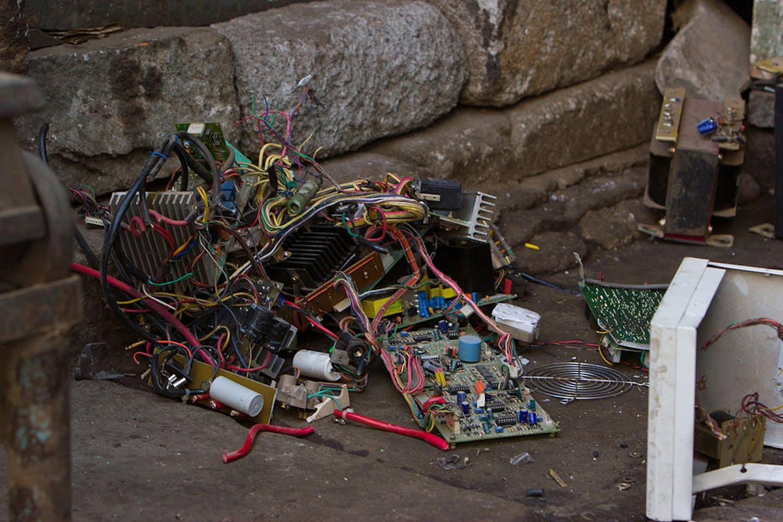 e-waste india