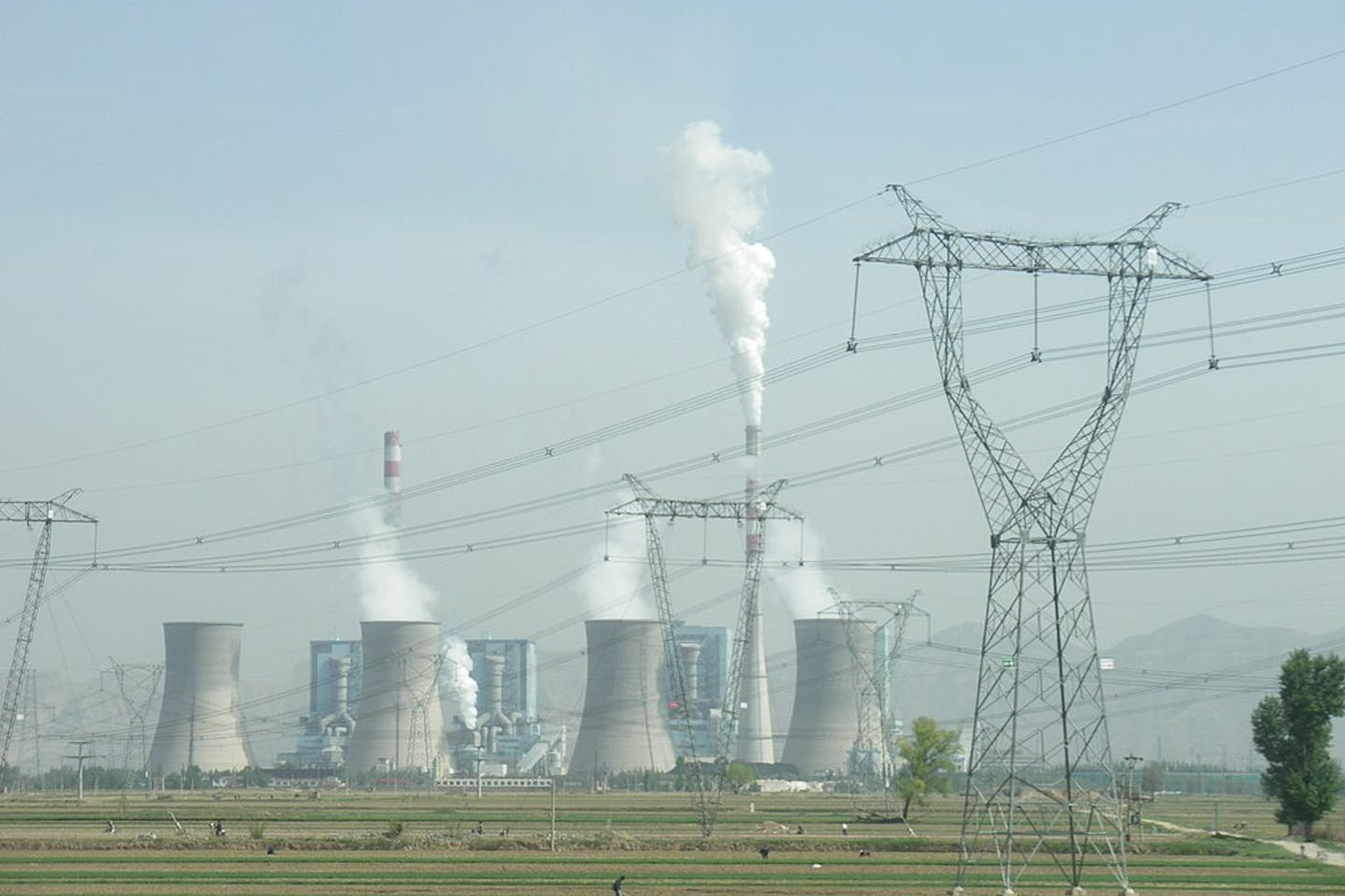china coal power plant
