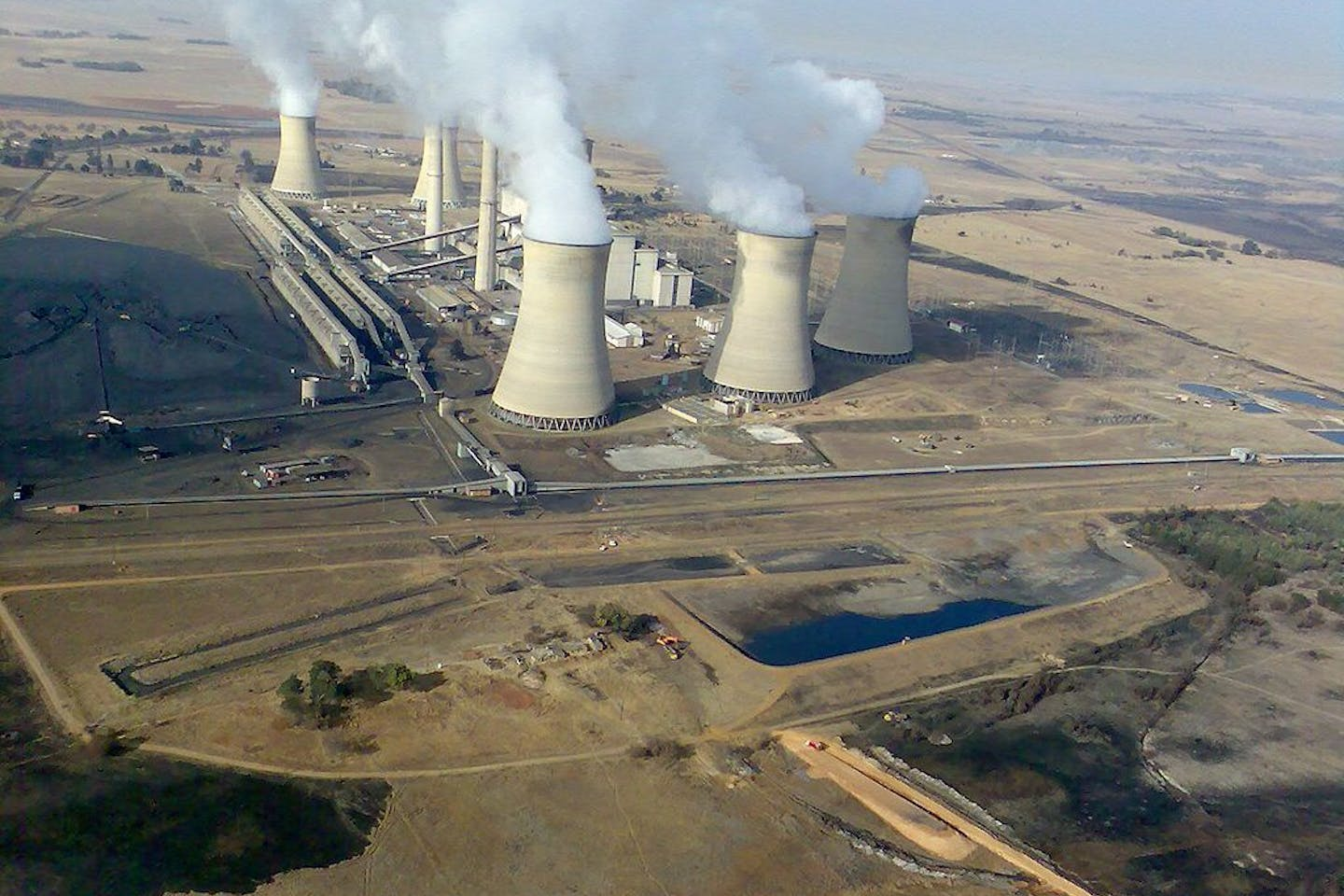 power stations south africa