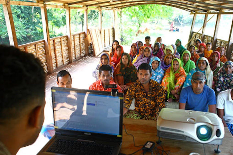 Community based adaptation in Bangladesh