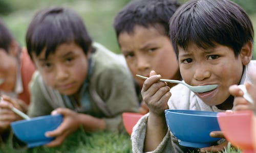 Rising carbon levels threaten diets of hundreds of millions of poor