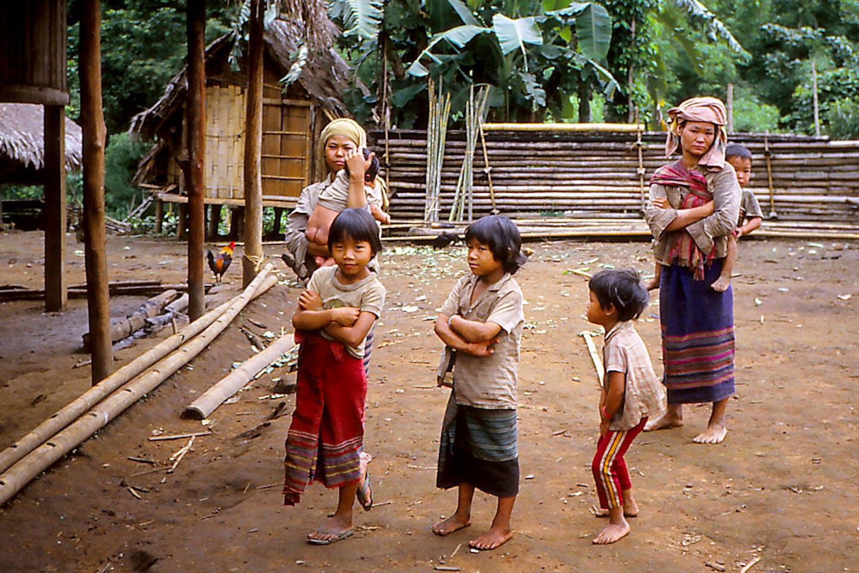 karen indigenous people thailand