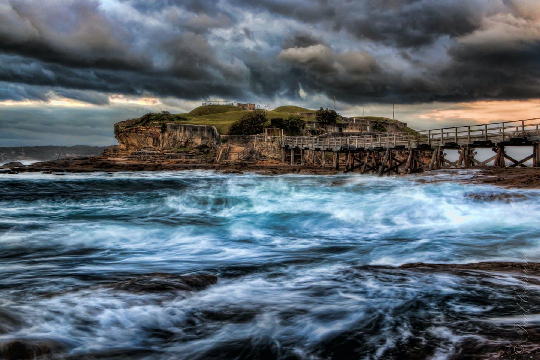 Angry seas 2