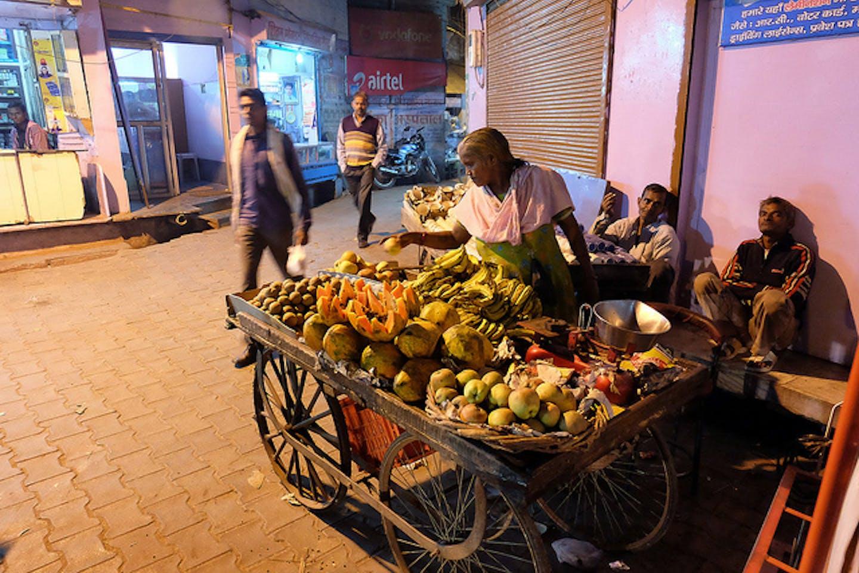 street vendor india2