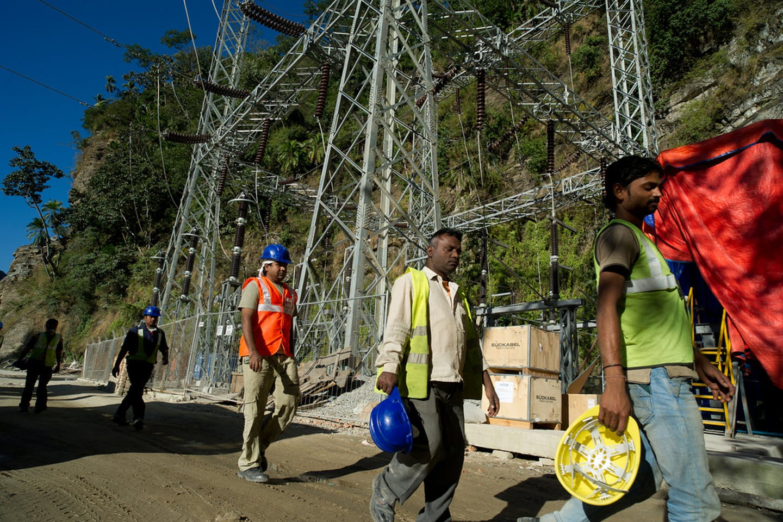 hydropower bhutan