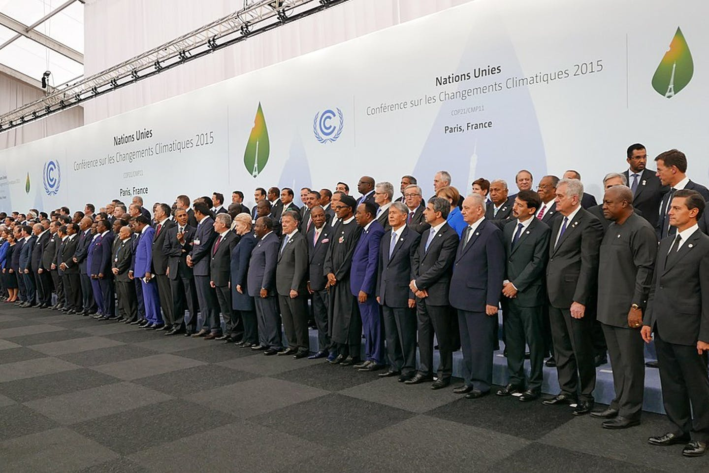 paris agreement heads of state
