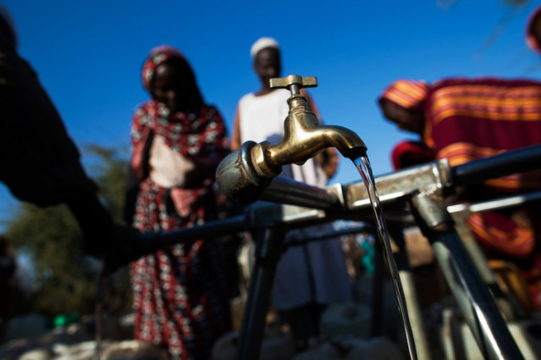 water scarcity idps