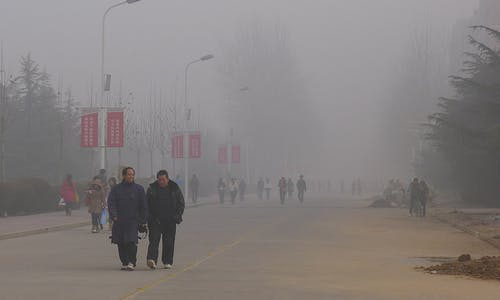 China's 'iron fist' against pollution is softening