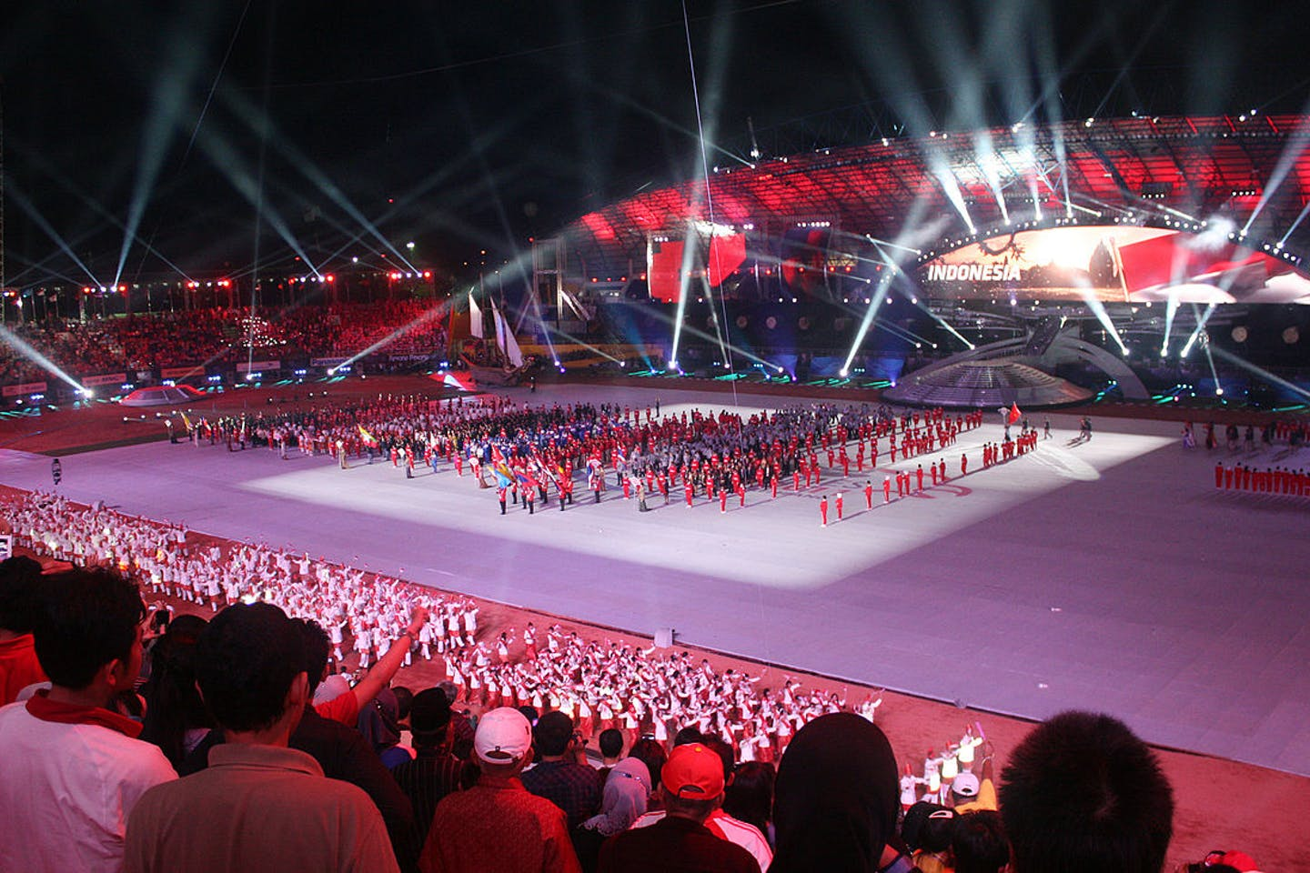 2011 SEA Games opening