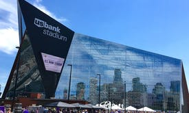 Super Bowl LII tackles sustainable design