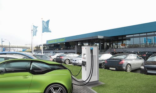 Boosting EVs with cloud power
