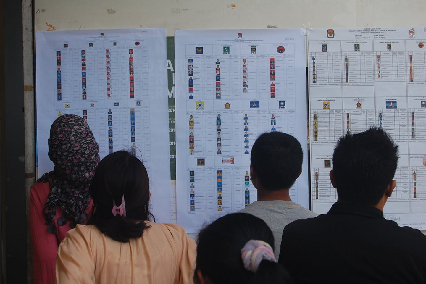 indonesian elections 2014