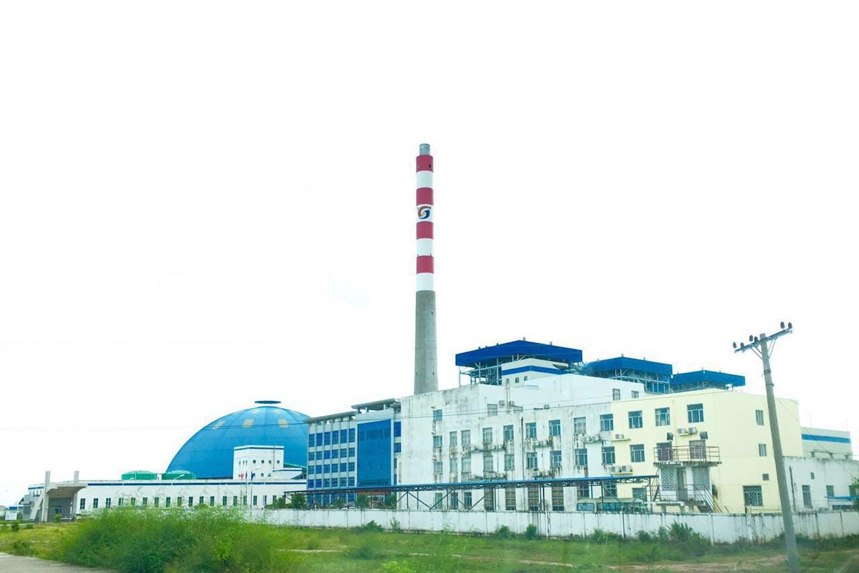 coal plant in Cambodia