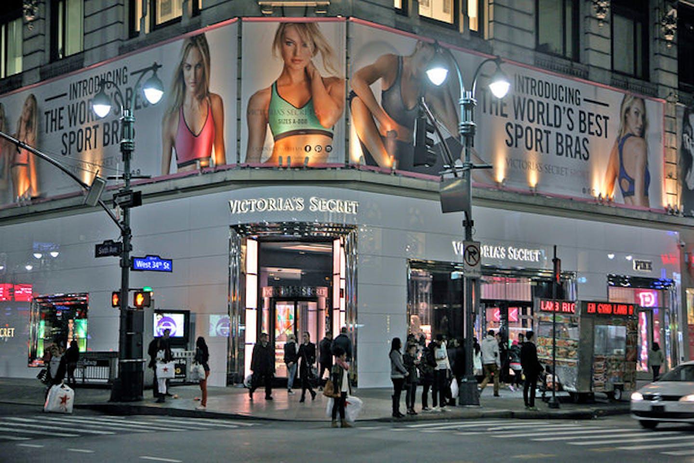 VS store in NY