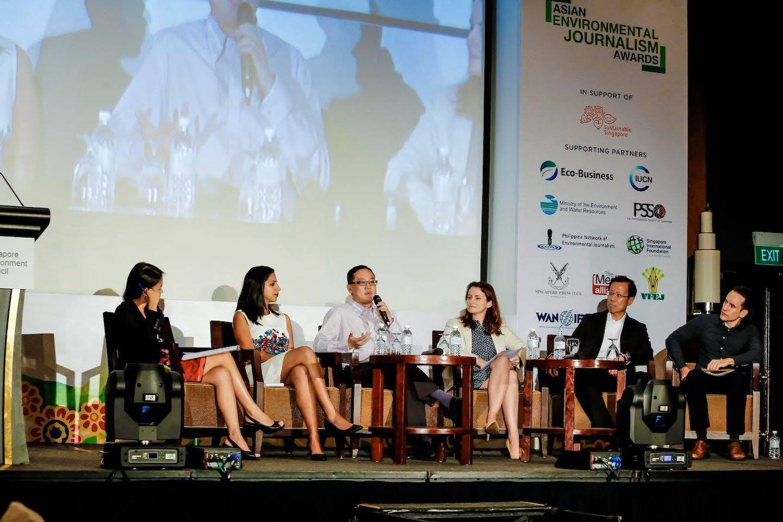 asian environmental journalism forum