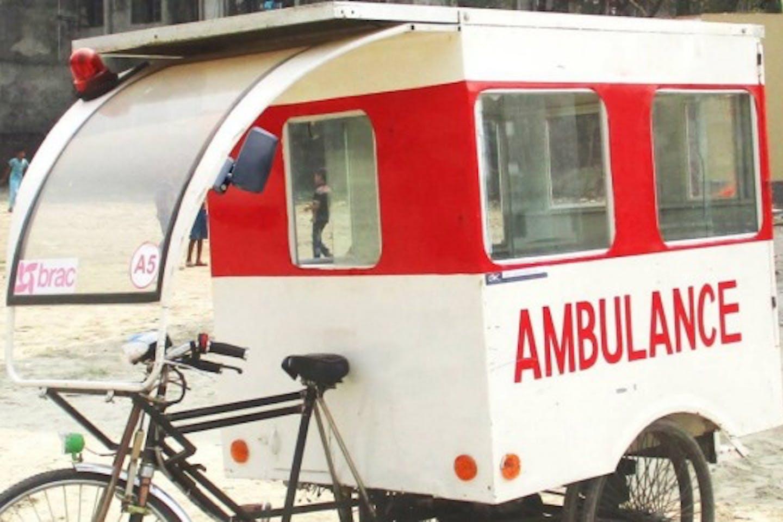 solar ambulance