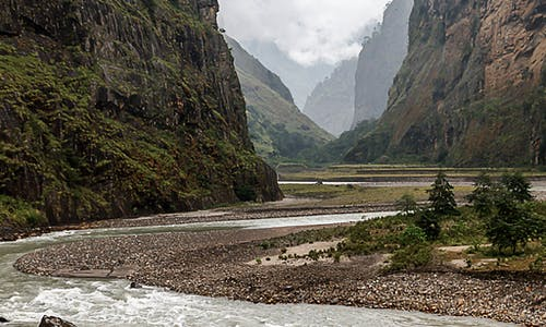Working together on shared rivers to build resilience