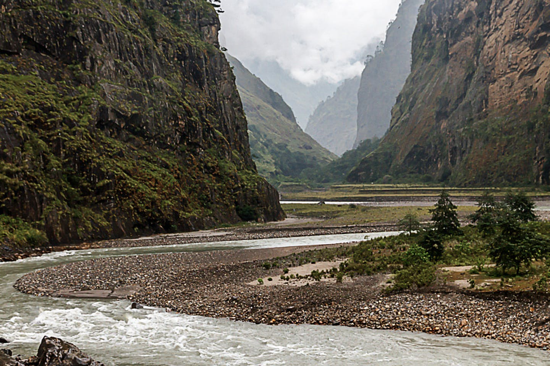 tibet river