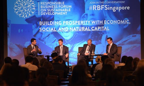 Valuing natural capital essential to business survival