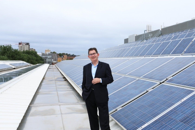 UNSW solar