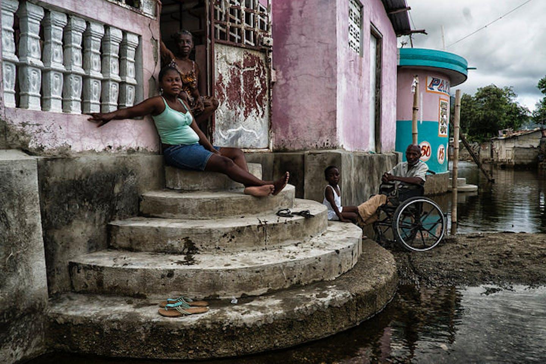 haiti displaced