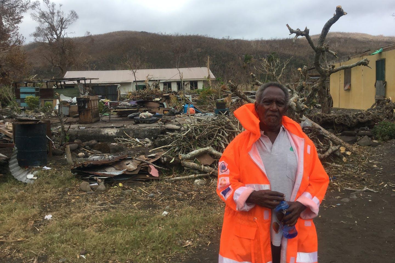 Vanuatu post Cylone Pam