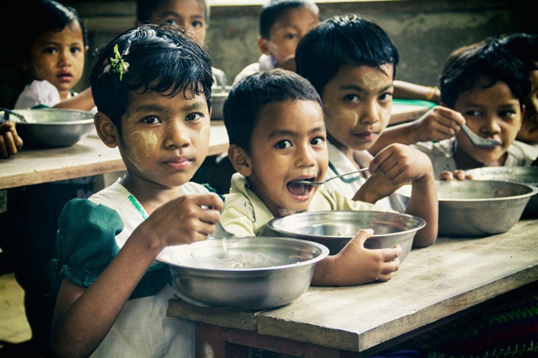 Prize winning UN SDGs photo
