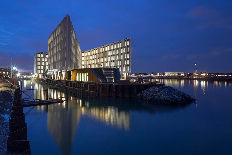 sustainable UN City
