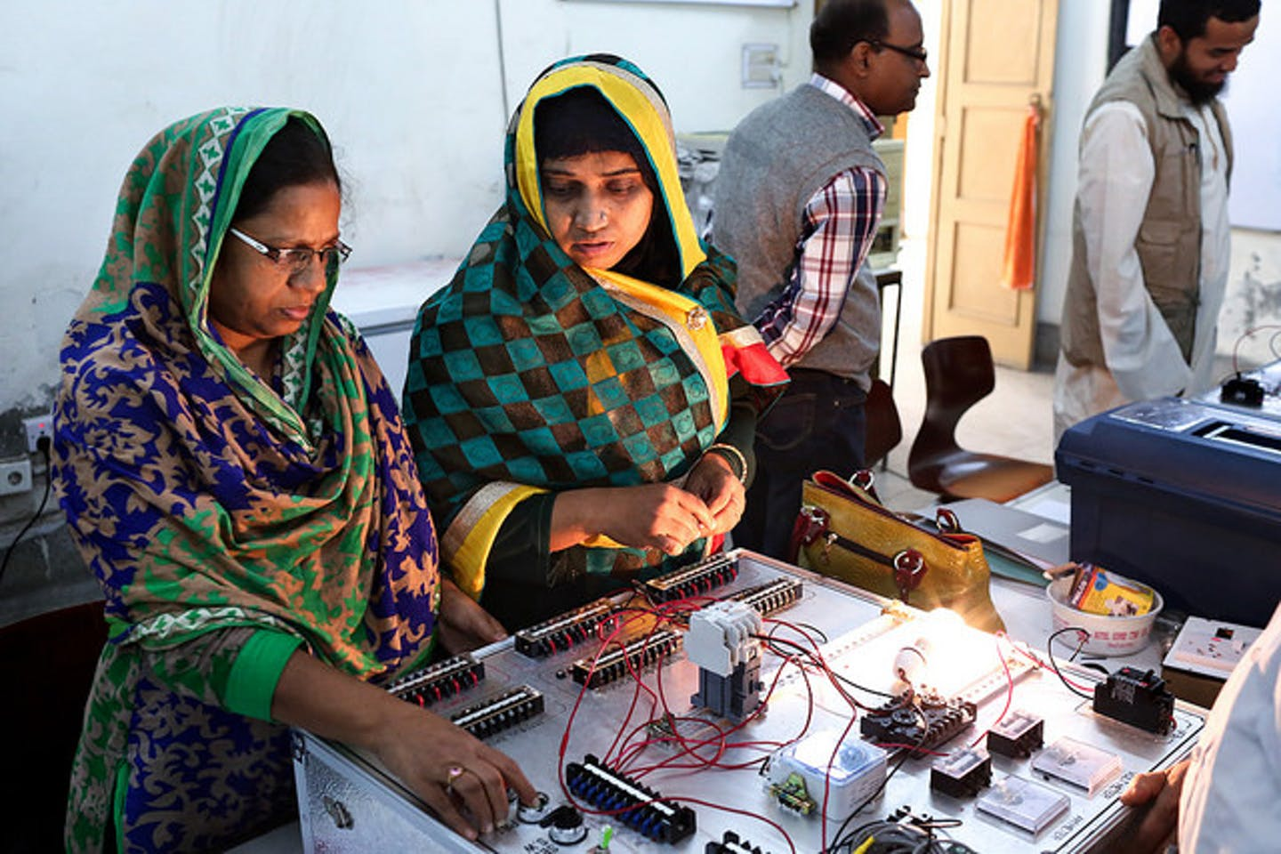 technical skills training in Bangladesh