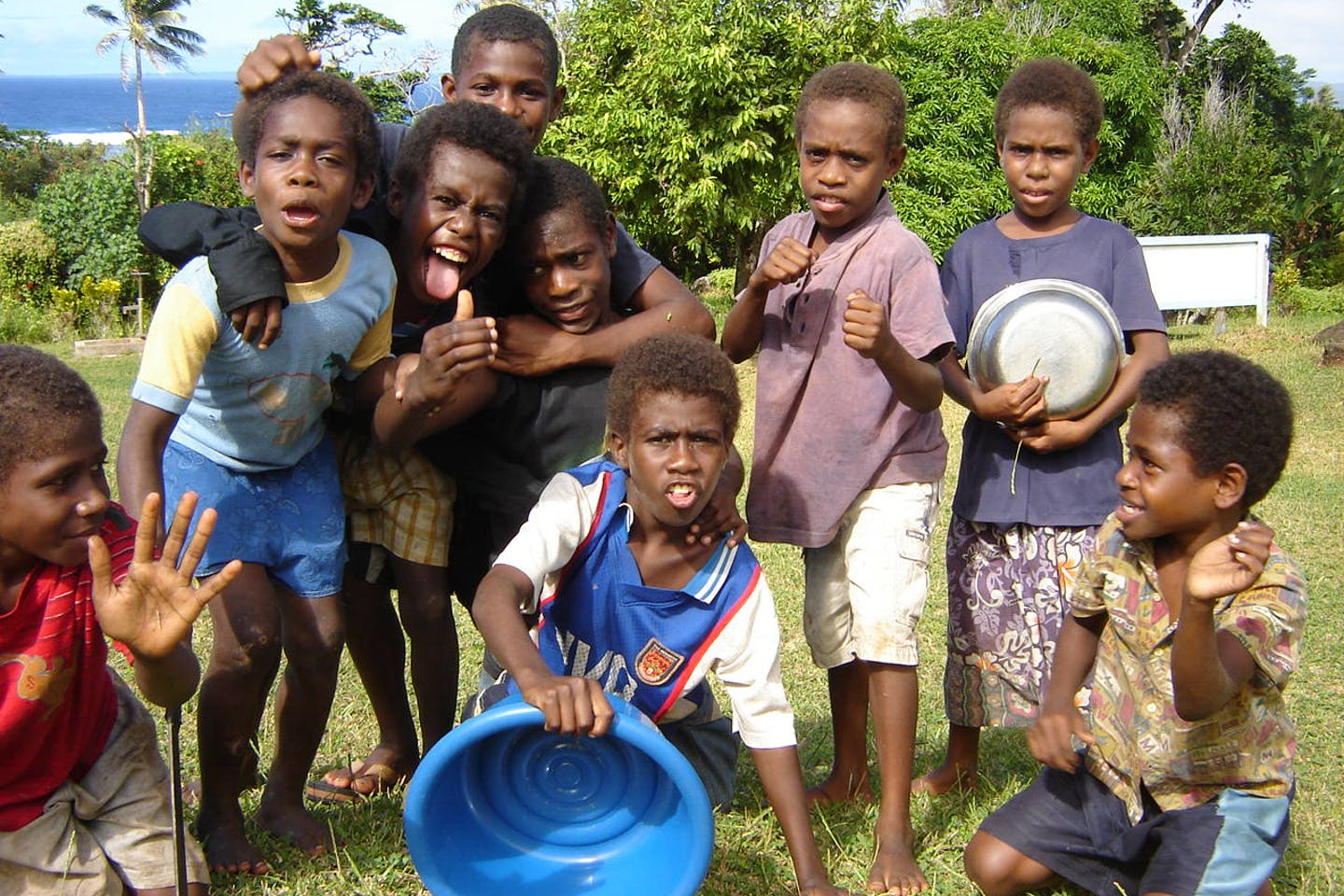 Will the children of Vanuatu have a future?