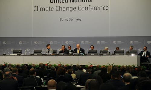 Business momentum, forest protection breakthrough in pre-Paris climate talks