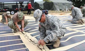 Trump says America needs coal for grid security. The military proves otherwise.