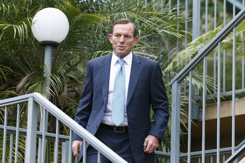 Australian PM Tony Abbott