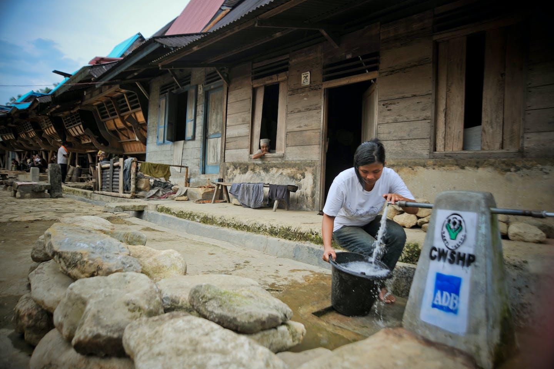 ADB water programme