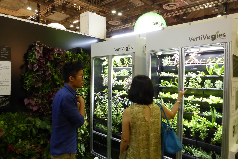 greenology vertivegies at green living 2016