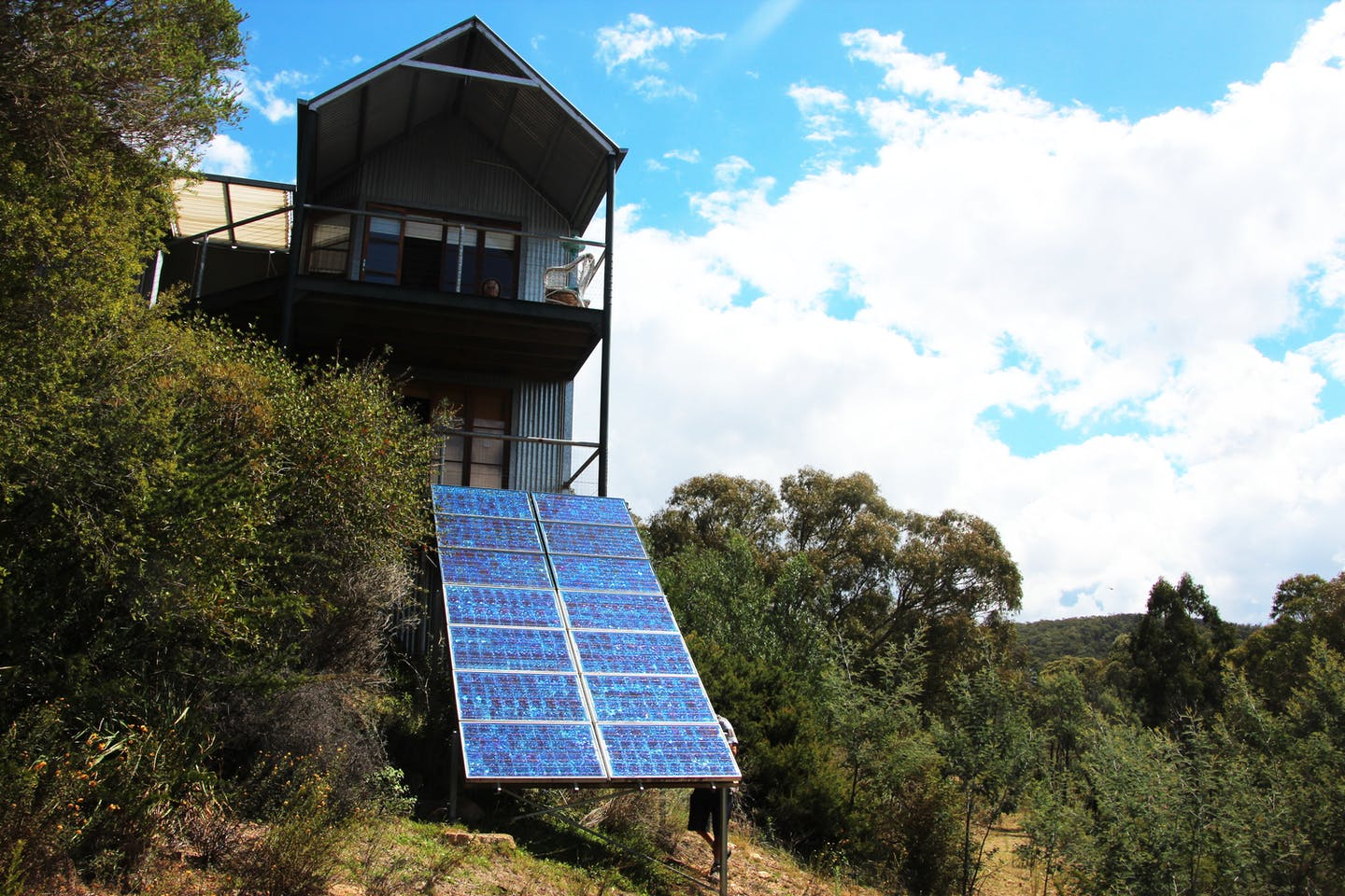 off grid house NSW