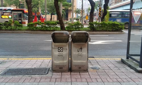 Thoughts from Taipei: A greening city