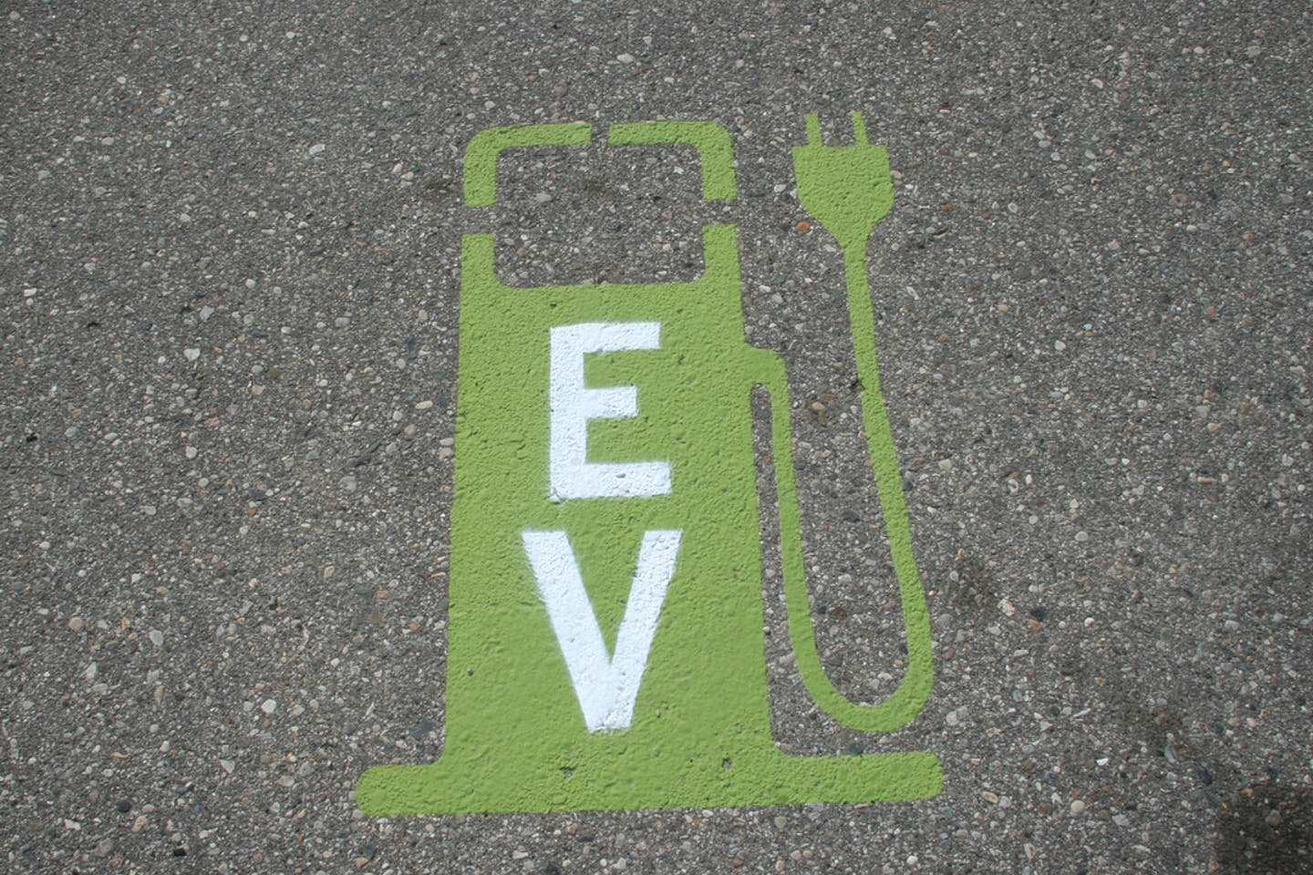 electric vehicle charging station coming soon