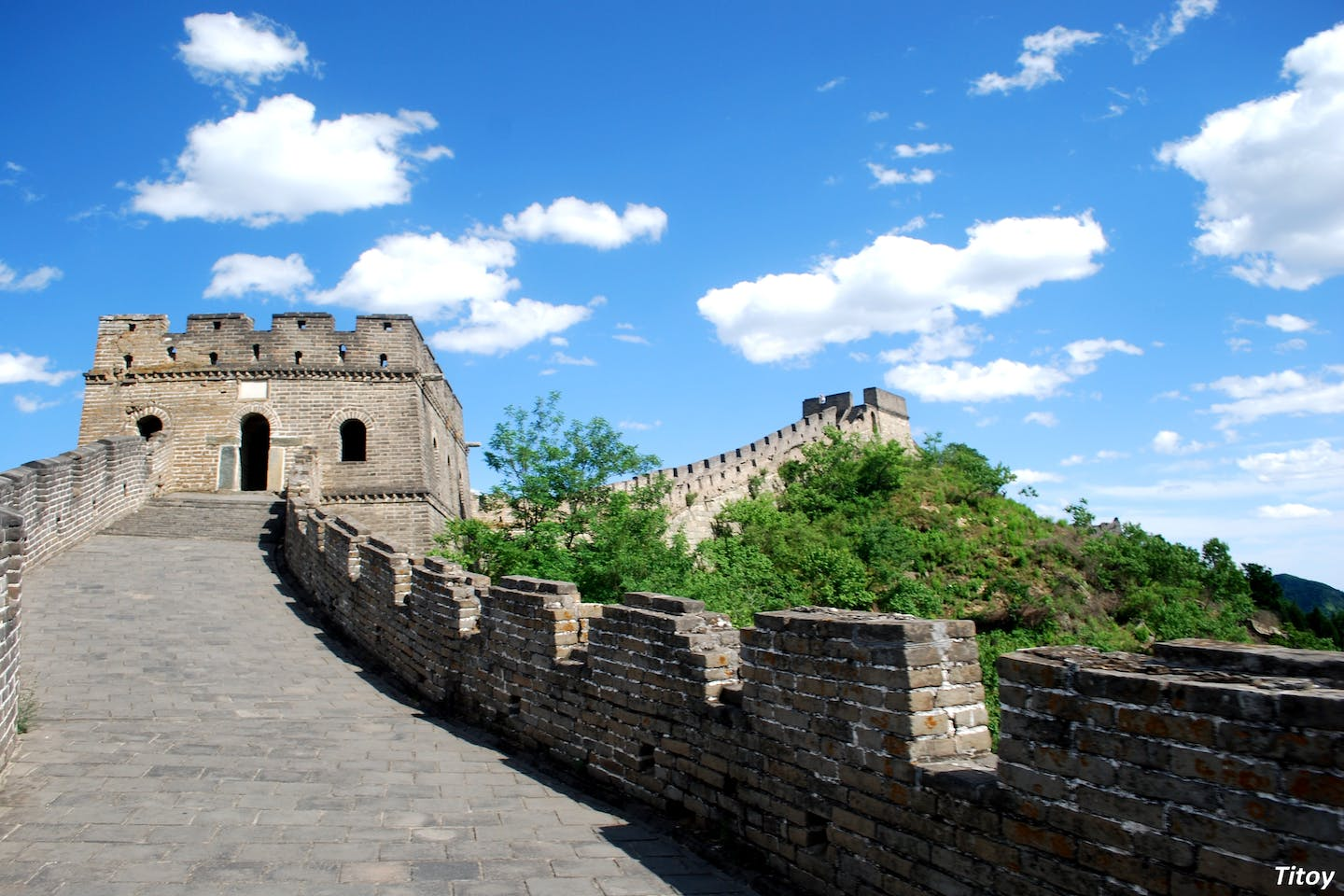 Great wall great weather